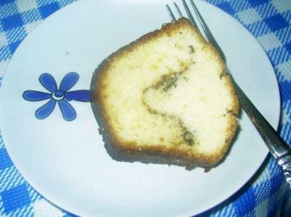 Ballı Cevizli Kek