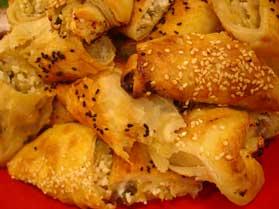 Beyaz Lahana Böreği Tarifi