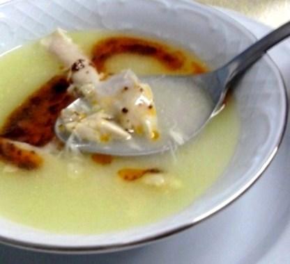 Beyin Çorbası (Sebzeli) Tarifi