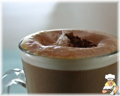 Çikolatalı Kahve