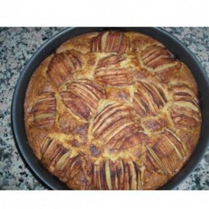 Elmalı Havuçlu Kek