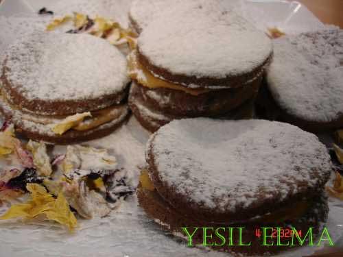 Fıstık ezmeli kurabiye Tarifi