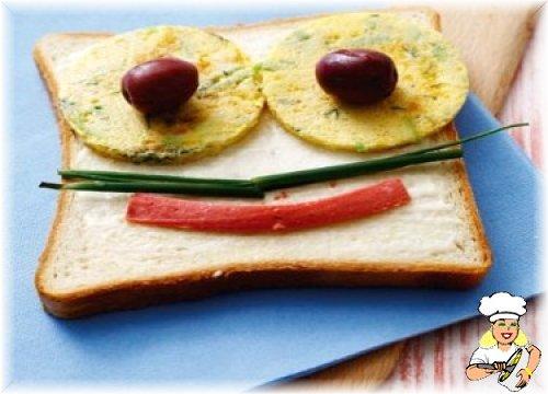 Kahvaltılık Kanepeler