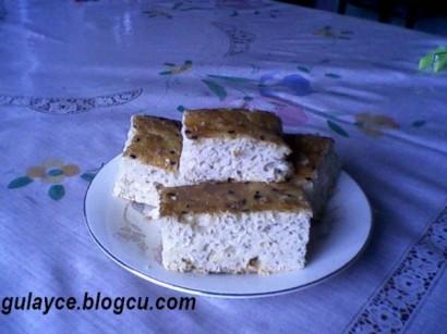 Kaşar Peynirli Kek
