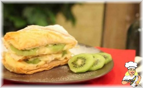 Kivili Milföy Pasta