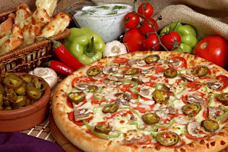 Mantarlı Pizza Tarifi