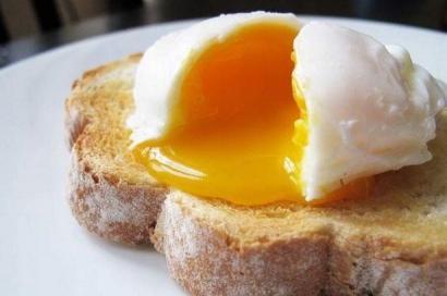 Mikrodalgada Poşe Yumurta