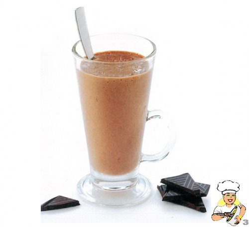 Muz Çikolata Shake