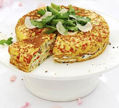 Omlet Keki