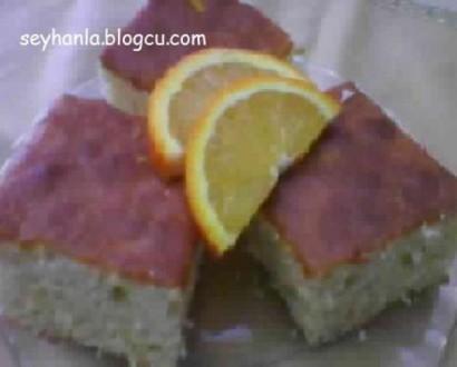 Portakallı Kek ...