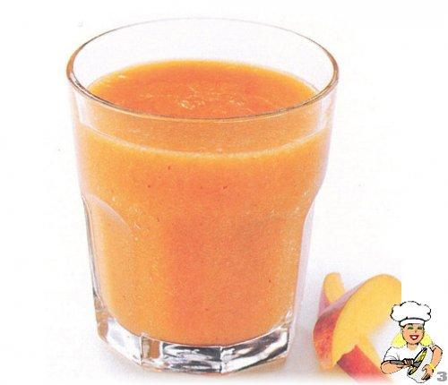 Şeftali Kayısı Mango İçeceği