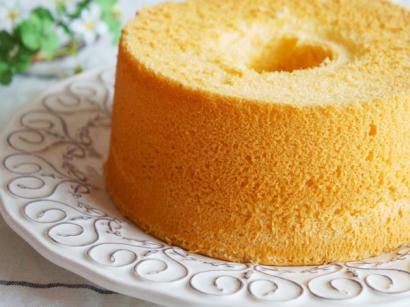 Vanilyalı Sünger Kek