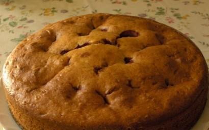 Vişneli Tarçınlı Kek