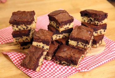 Brownie Katlı Bisküvi Kek