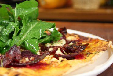 Dilli, Keçi Peynirli Pizza