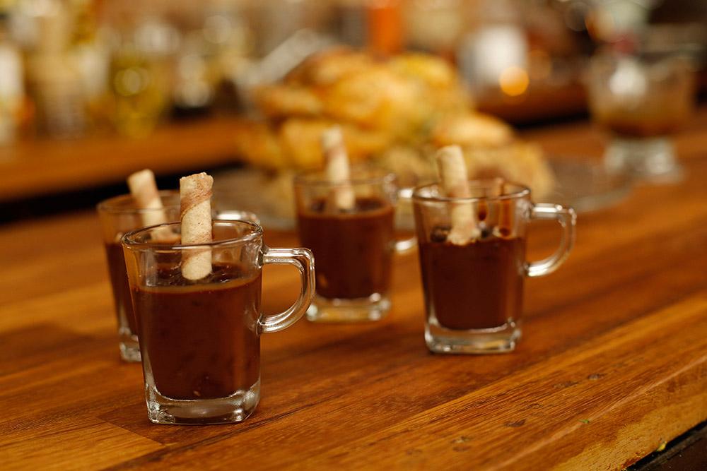 Kahveli Çikolata